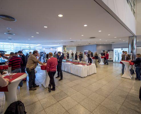 Networking beim 3. Deutschen Geotechnik-Konvent