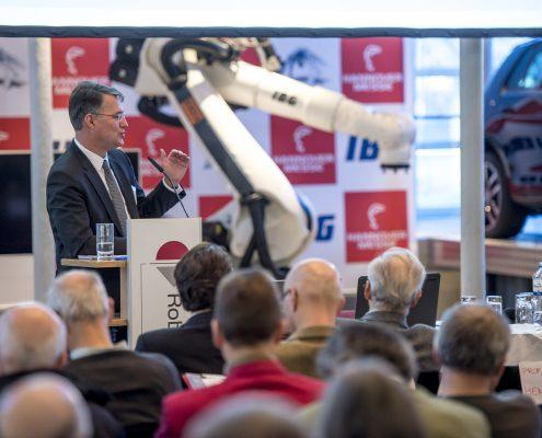 Gunther Adler als Referent beim 3. Deutschen Geotechnik-Konvent