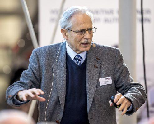 Michael Soretz als Referent beim 3. Deutschen Geotechnik-Konvent