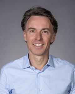 Portraitfoto Dr. Niels Kegel