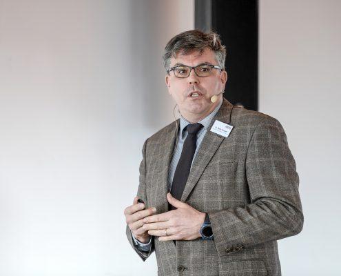 Dr. Ing. Peter Grubert als Referent beim 4. Deutschen Geotechnik-Konvent