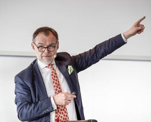 Prof. Dr.-Ing. Paul Kahlfeldt als Referent beim 4. Deutschen Geotechnik-Konvent