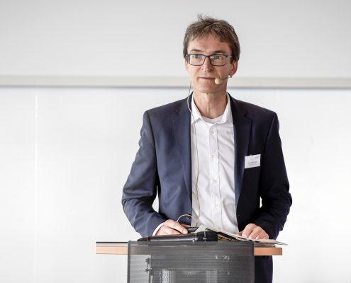 Dr. Achim Jaup als Referent beim 4. Deutschen Geotechnik-Konvent