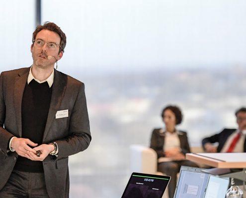 Dr. Thorsten Klaus als Referent beim 4. Deutschen Geotechnik-Konvent